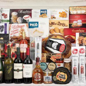 Lote surtido de productos de navidad Horeca 27-S